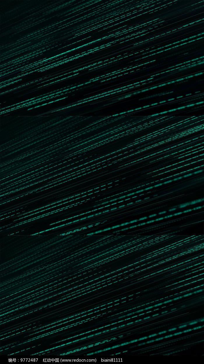 原创设计稿 视频素材/片头片尾/ae模板 动态|特效|背景视频 绿色科技